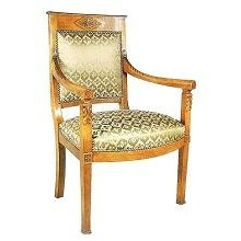 FAUTEUIL  DIRECTOIRE  CHALIGNY