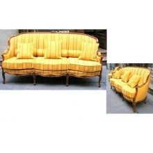 CANAPE BERGERE  L XV   MARION